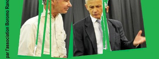 Le théâtre de l'If  –  Dinan  –  «Pour un oui ou pour un non»