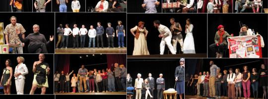 Le festival de la pièce courte du théâtre amateur d'Erquy en mars 2018