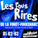 Festival «Les fous rires» à Fouesnant (29) recherche troupes amateures