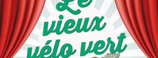 Les troubadours du mont-en-va  –  Lanvallay  –  «Le vieux vélo vert»