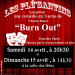 Les ple'santins  –  Plémet  –  « Burn out »
