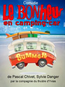 """La troupe théâtrale d'Yvias  -  """"Le bonheur en camping-car"""""""