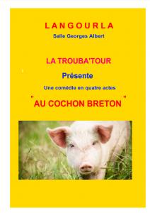 """La trouba'tour  -  """"Au cochon breton"""""""