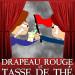 ACET QUESSOY  –  «Drapeau rouge et tasse de thé»