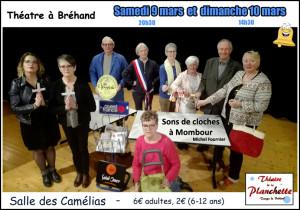 """La planchette  -  Bréhand  -  """"Sons de cloches à Mombourg"""""""