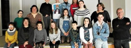 La clef des champs, ateliers jeunes  –  Andel