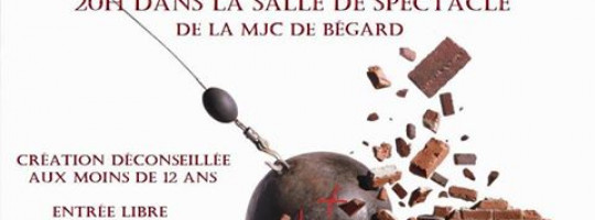 MJC Bégard – Atelier théâtre  –  «Permis de détruire»