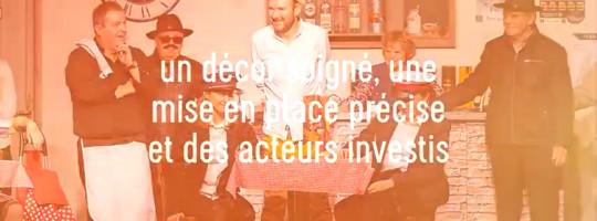 Vidéo «Omnibus café» par la Clé des champs» d'Andel
