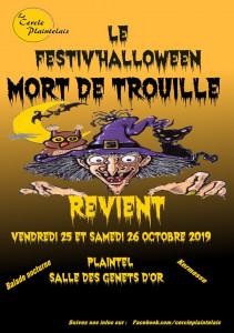 Festiv'Halloween à Plaintel
