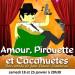 L'ACET Quessoy  –  «Amour, pirouette et cacahuètes»