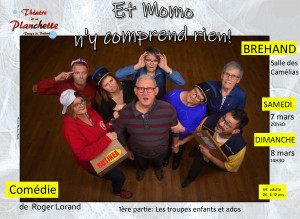 La Planchette  -  Bréhand