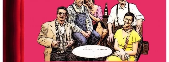 Le Cercle plaintelais reçoit:  «Au café du canal», un café concert