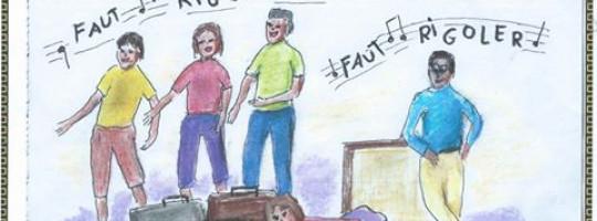 Amicale laïque de Le Gouray  –  «L'hôtel de la bonne humeur»