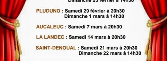Le p'tit théâtre de Bourseul  –  «Appelez-moi Bichette!»